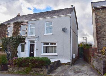 Thumbnail 3 bed semi-detached house for sale in Wernddu Road, Ammanford