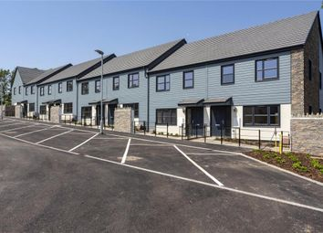 Thumbnail 3 bed end terrace house for sale in Quartz Close, Tolvaddon, Camborne, Cornwall