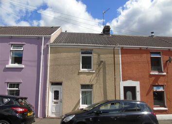 Thumbnail 2 bedroom terraced house for sale in Nixon Terrace, Morriston, Swansea