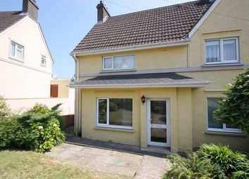 Thumbnail 3 bed semi-detached house to rent in 3 Bed Semi-Detached House, 21 The Glebe, Tenby