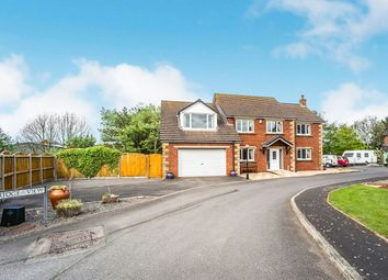 Thumbnail 4 bed detached house for sale in Bridge View, Silloth, Wigton