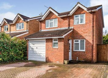 Thumbnail 4 bed detached house for sale in Courtlands Close, Watford, Hertfordshire, .