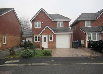 Thumbnail 3 bedroom detached house to rent in Hemfield Close, Ince, Wigan, Greater Manchester