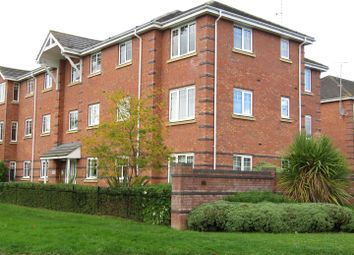 Thumbnail 2 bed flat for sale in Shakespeare Gardens, Rugby