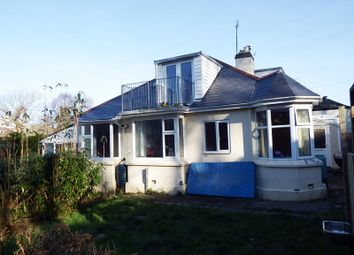 Thumbnail 4 bed semi-detached bungalow for sale in Perrancoombe, Perranporth