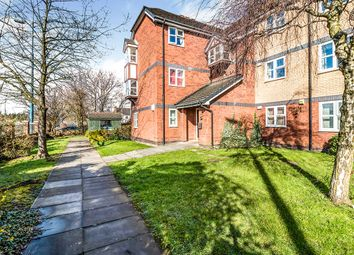 Thumbnail 2 bed flat for sale in Riddell Court, Sheader Drive, Salford, Greater Manchester