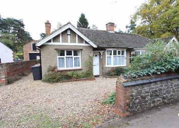 Thumbnail 2 bed semi-detached bungalow for sale in Heath Road, Leighton Buzzard