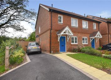 Baroona Close, Romsey, Hampshire SO51. 2 bed semi-detached house for sale