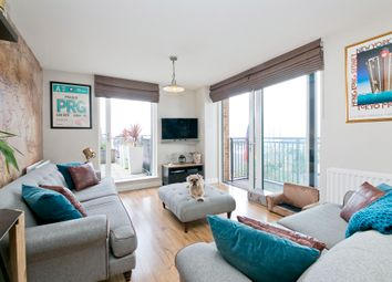 Thumbnail 1 bed flat for sale in Dalston Square, Hackney