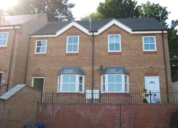 Thumbnail 3 bed terraced house to rent in St. Andrews Square, Staffordshire