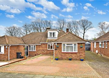 Thumbnail 3 bed semi-detached bungalow for sale in Woodlands Park, Bexley, Kent