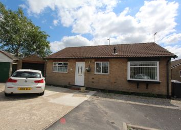 Thumbnail 2 bed detached bungalow for sale in Sandby Drive, Sheffield