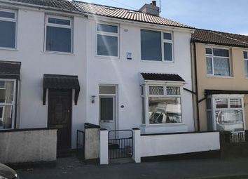 Thumbnail 4 bedroom terraced house for sale in Alpine Road, Easton, Bristol