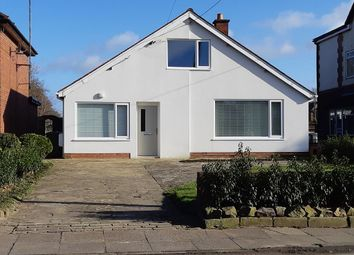 Thumbnail 3 bed detached bungalow for sale in Elworth Road, Sandbach