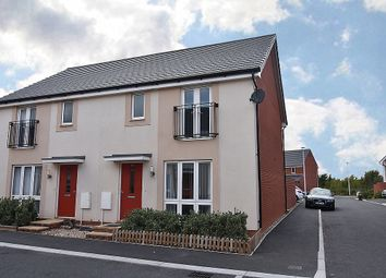 Thumbnail 3 bed end terrace house for sale in Summer Meadow, Cranbrook, Near Exeter