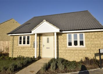 Thumbnail 3 bedroom detached bungalow for sale in New Showhome, Blunsdon Meadow, Swindon