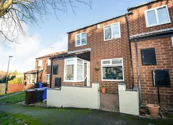 Thumbnail 3 bed end terrace house for sale in Burgoyne Close, Sheffield, South Yorkshire
