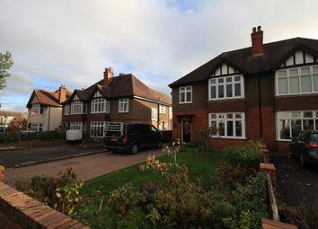 Thumbnail 3 bed semi-detached house to rent in Mytton Oak Road, Shrewsbury
