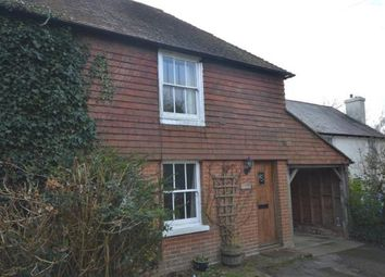 Thumbnail 2 bed semi-detached house for sale in Broomhill Cottages, Broom Hill, Ticehurst, East Sussex