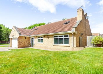 Thumbnail 4 bed detached bungalow for sale in Plantation Road, Redcar, North Yorkshire