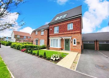 Thumbnail 4 bed detached house for sale in Pickering Road, Huyton, Liverpool