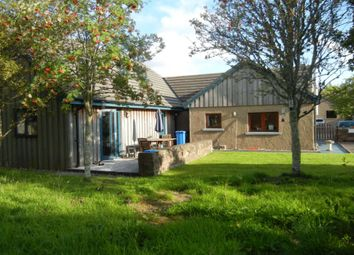 Thumbnail 4 bed detached house for sale in Church Street, Halkirk