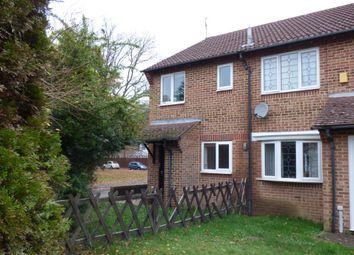 Thumbnail 2 bed end terrace house for sale in Marlborough View, Farnborough