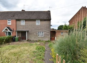 Thumbnail 3 bed end terrace house for sale in Stalls Farm Road, Droitwich