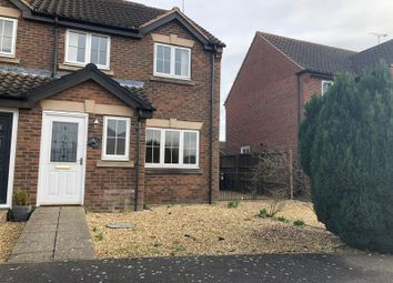 Thumbnail 3 bed property to rent in Church Walk, Sibsey, Boston