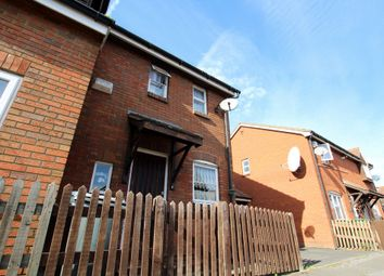 Thumbnail 2 bed terraced house for sale in Barry Road, London