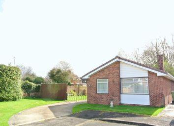 Thumbnail 3 bed detached bungalow for sale in Quinton Close, Churchdown, Gloucester
