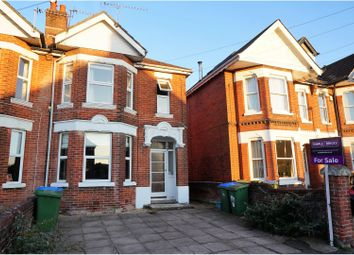 Thumbnail 2 bed flat for sale in Greville Road, Shirley, Southampton