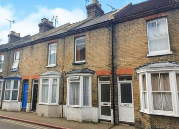 Thumbnail 3 bedroom terraced house for sale in St. Peters Grove, Canterbury
