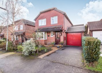 Thumbnail 4 bed detached house for sale in Greenacres Drive, Hailsham
