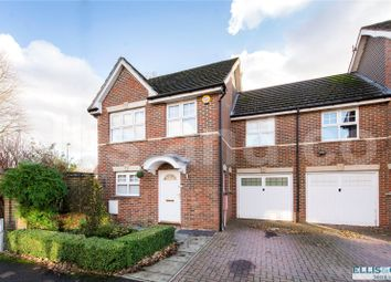 Thumbnail 4 bed semi-detached house for sale in Sebergham Grove, Mill Hill, London