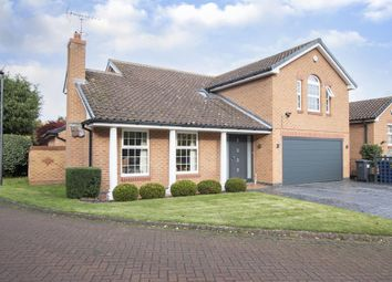 4 bed detached house for sale in Beaufont Gardens, Bawtry, Doncaster DN10