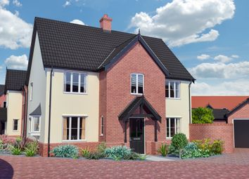 Thumbnail 4 bed link-detached house for sale in Orchard Gardens, Hemsby, Great Yarmouth