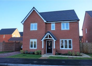 Thumbnail 4 bed detached house for sale in Barley Fields, Stratford Upon Avon, Long Marston