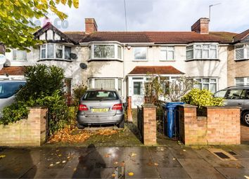 Thumbnail 3 bed terraced house for sale in Fraser Road, Perivale, Greenford, Greater London