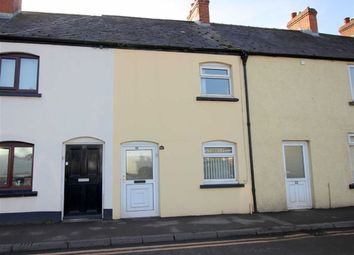 Thumbnail 2 bedroom terraced house for sale in Cinderhill Street, Monmouth