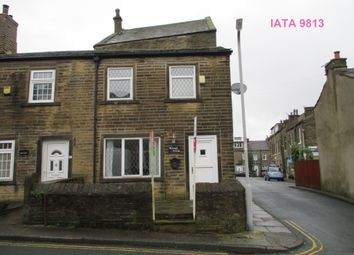 Thumbnail 1 bed end terrace house to rent in Main Street, Cottingley, Bingley