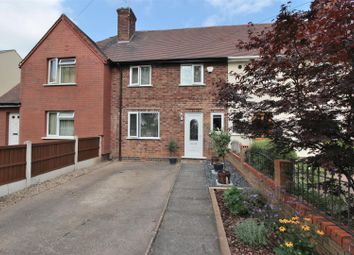 2 bed terraced house for sale in Chetwynd Road, Chilwell, Nottingham NG9