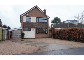 Thumbnail 3 bed detached house for sale in New Zealand Lane, Queniborough