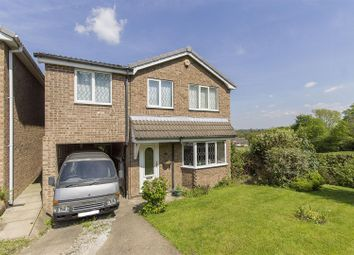 Thumbnail 4 bed detached house for sale in Pear Tree Close, Hollingwood, Chesterfield