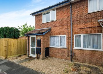 Thumbnail 2 bed end terrace house for sale in Sycamore Close, Creekmoor, Poole