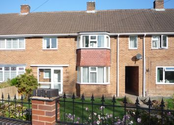 Thumbnail 3 bed terraced house for sale in Castlecroft Road, Wolverhampton