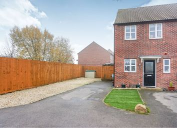 Thumbnail 2 bed town house for sale in Merlin Road, Mansfield
