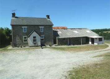 Thumbnail 4 bed detached house for sale in Penrallt Goch, Newchapel, Boncath, Pembrokeshire