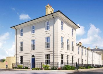 Thumbnail 4 bedroom end terrace house for sale in Coade Street, Poundbury, Dorchester, Dorset