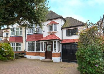 Thumbnail 4 bed semi-detached house for sale in Broadwalk, South Woodford, London